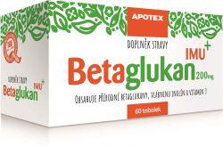 Apotex Betaglukan IMU 200 mg 60 tobolek