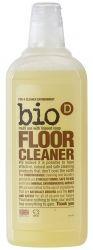 Bio d Čistič na podlahy a parkety s lněným olejem 750 ml