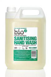 Bio d Tekuté dezinfekční mýdlo na ruce rozmarýn + tymián náhradní kanystr 5 l