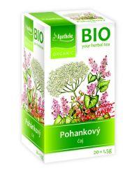Apotheke BIO Pohankový čaj nálevové sáčky 20x 1,5 g