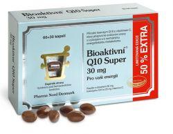 Bioaktivní Q10 Super 30 mg 60 + 30 kapslí