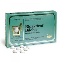 Bioaktivní Biloba 100 mg 60 tablet