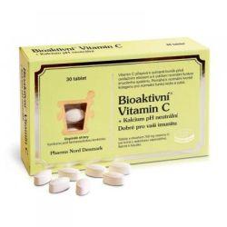 Bioaktivní Vitamin C pH neutrální 30 tablet