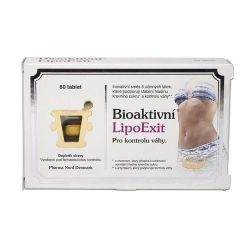 Bioaktivní LipoExit 60 tablet