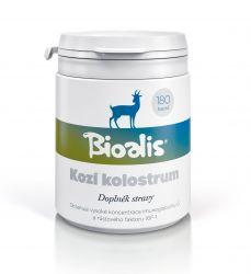 Bioalis Kozí kolostrum 180 kapslí