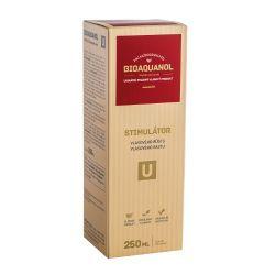 Bioaquanol U stimulátor vlasového růstu 250 ml