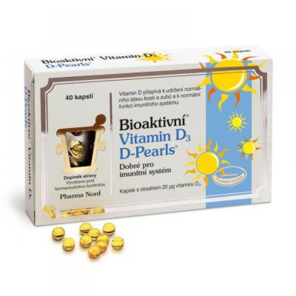 d vitaminkapslar