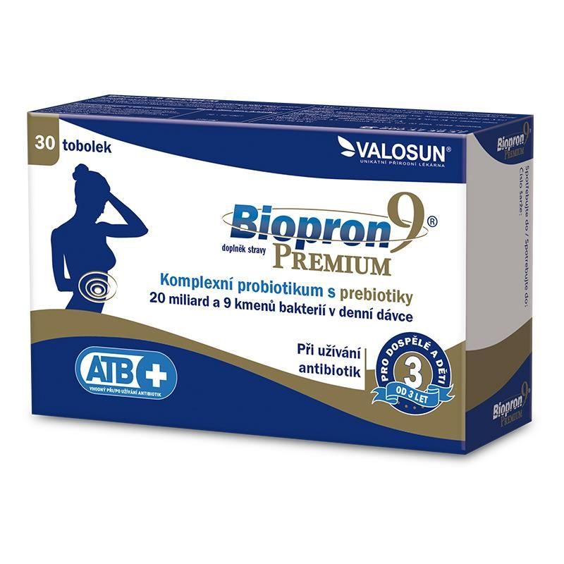 Biopron 9 PREMIUM 30 tobolek