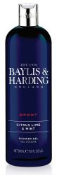 Baylis & Harding Pánský sprchový gel Limetka a máta 500 ml