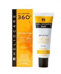 Heliocare 360° Gel Oil-Free SPF 50 50 ml