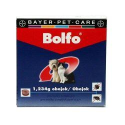 Bolfo 1,234 g obojek pro kočky a malé psy 38 cm 1 ks