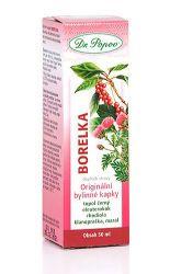 Dr. Popov Borelka bylinné kapky 50 ml