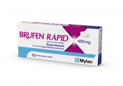 Brufen Rapid 400 mg 12 tablet