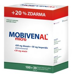 Mobivenal micro 100+20 tablet
