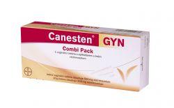 Canesten GYN COMBI PACK vaginální tableta a krém