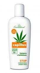 Cannaderm Capillus Šampon s kofeinem 150 ml