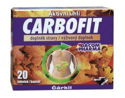 Carbofit Čárkll 20 tobolek