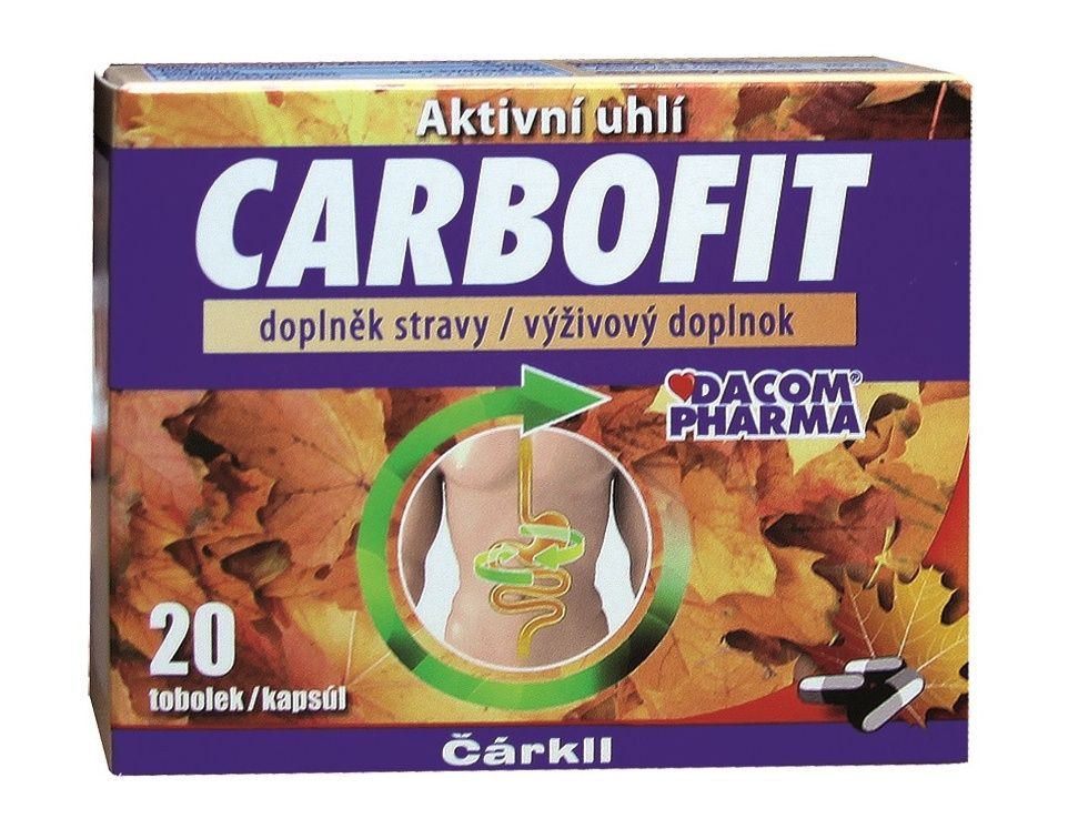 Carbofit tob.20 Čárkll