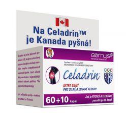 Barny´s Celadrin EXTRA SILNÝ 60+10 kapslí