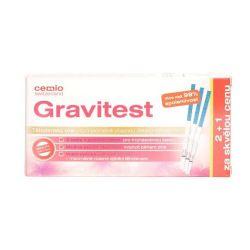 Cemio Gravitest 2+1 ks
