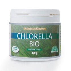 Nástroje zdraví BIO Chlorella 1200 tablet