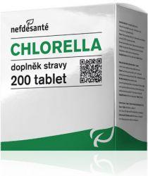 Nefdesanté Chlorella 200 tablet