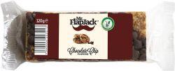 Mr. FlapJack Čokoládový chips tyčinka 120 g
