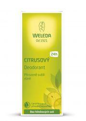 Weleda Citrusový deodorant náhradní náplň 200 ml