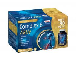 Dr.Max Complex 6 Aktiv 180+90 tablet