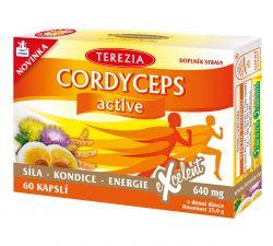 Terezia CORDYCEPS active 60 kapslí
