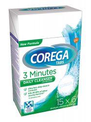 Corega Antibakteriální tablety 6 ks