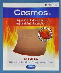 Cosmos Hřejivá náplast s kapsaicinem 12,5x15 cm