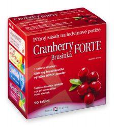 Rosen Cranberry Brusinka FORTE 90 tablet