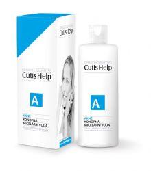 CutisHelp AKNÉ konopná micelární voda 200 ml