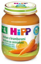 Hipp ZELENINA BIO Karotka s brambory 125 g