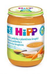 Hipp BABY MENU BIO Polévka slepičí s pšeničnou krupicí 190 g