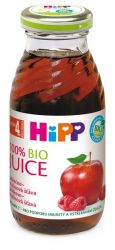 Hipp ŠŤÁVA BIO Jablečno-malinová 200 ml
