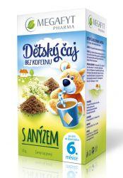 Megafyt Dětský čaj bez kofeinu s anýzem 20x1,75 g