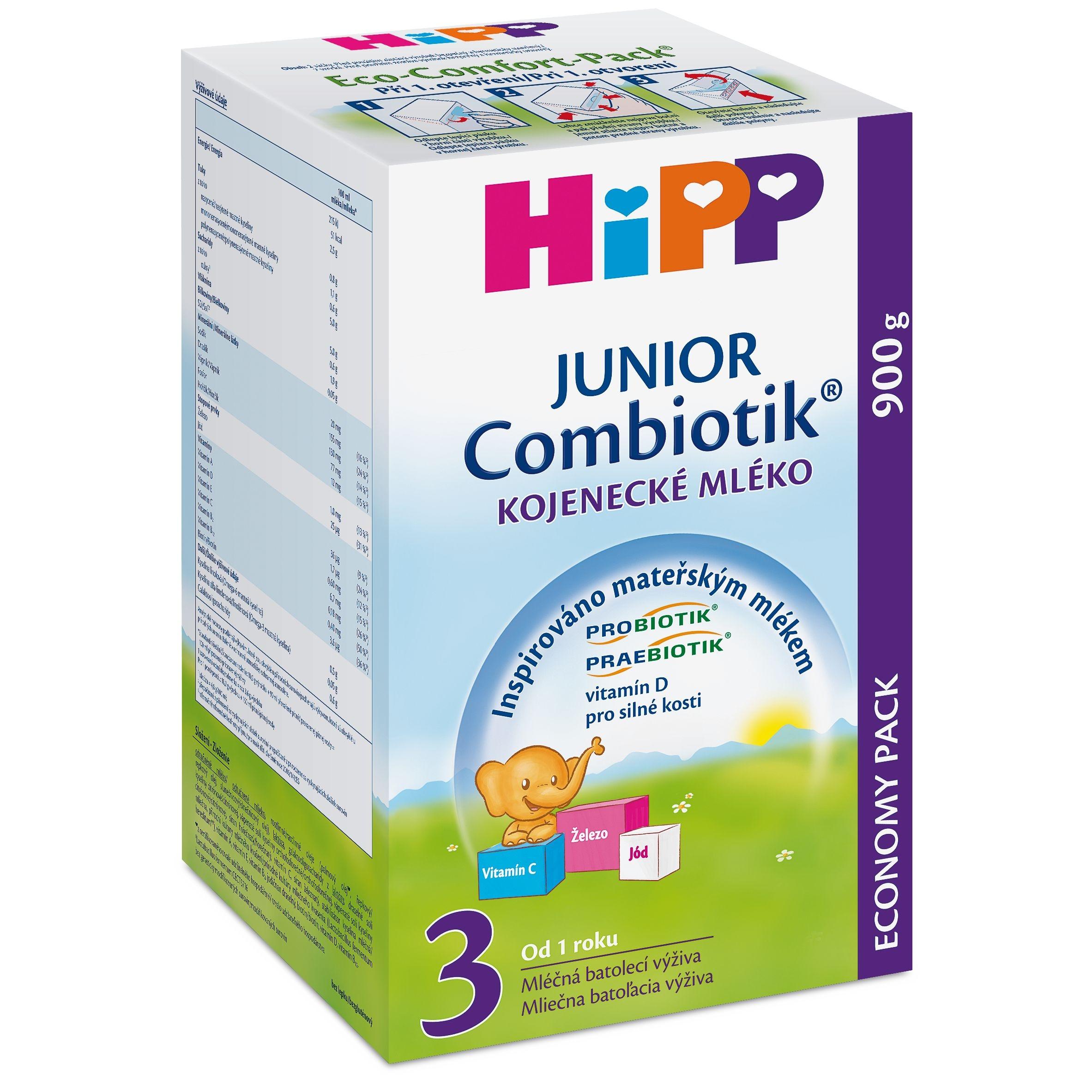 HiPP 3 JUNIOR Combiotik 900 g