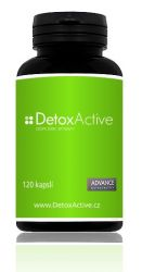 Advance DetoxActive 120 kapslí