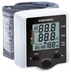 DIAGNOSTIC automatický zápěstní tlakoměr DR-505 IHB+