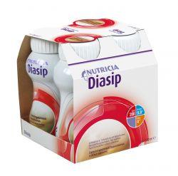 Diasip S příchutí cappuccino 4x200 ml