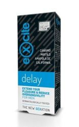 Diet esthetic Excite Man Delay gel pro oddálení ejakulace 15 ml