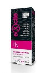 Diet esthetic Excite Woman Fly stimulující gel pro ženy 15 ml