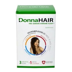 Donna Hair 4 měsíční kúra 90+30 tobolek