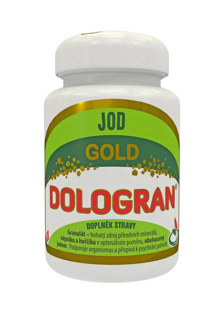 Dologran Jod GOLD 90 g