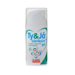Ty&já Tea Tree Oil lubrikační gel 100 ml