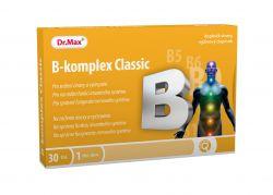 Dr.Max B-komplex Classic 30 tablet