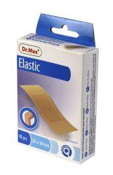 Dr.Max Elastic 30 x 64 mm náplast elastická 10 ks