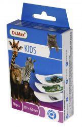 Dr.Max KIDS 19 x 63 mm náplast dětská 10 ks